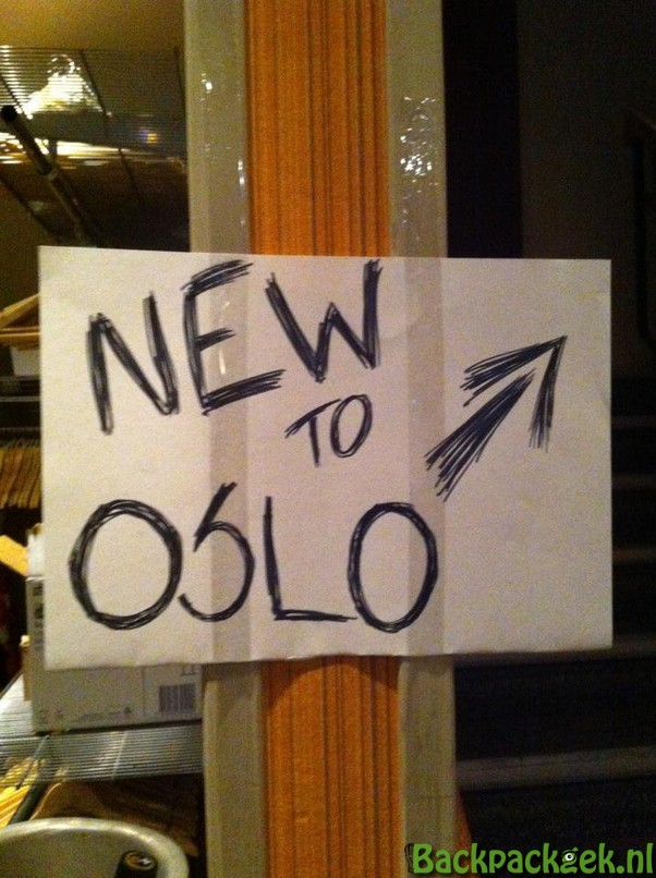 New To Oslo Pub Night