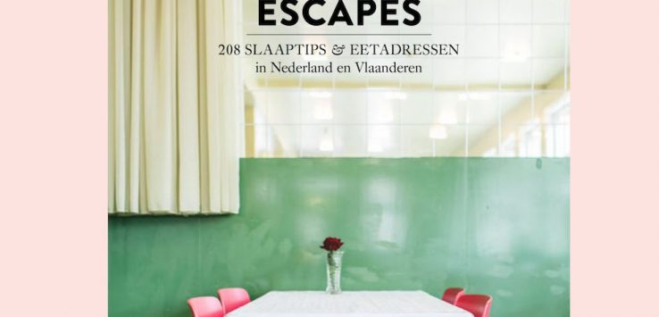 LIttle Escapes boek winactie
