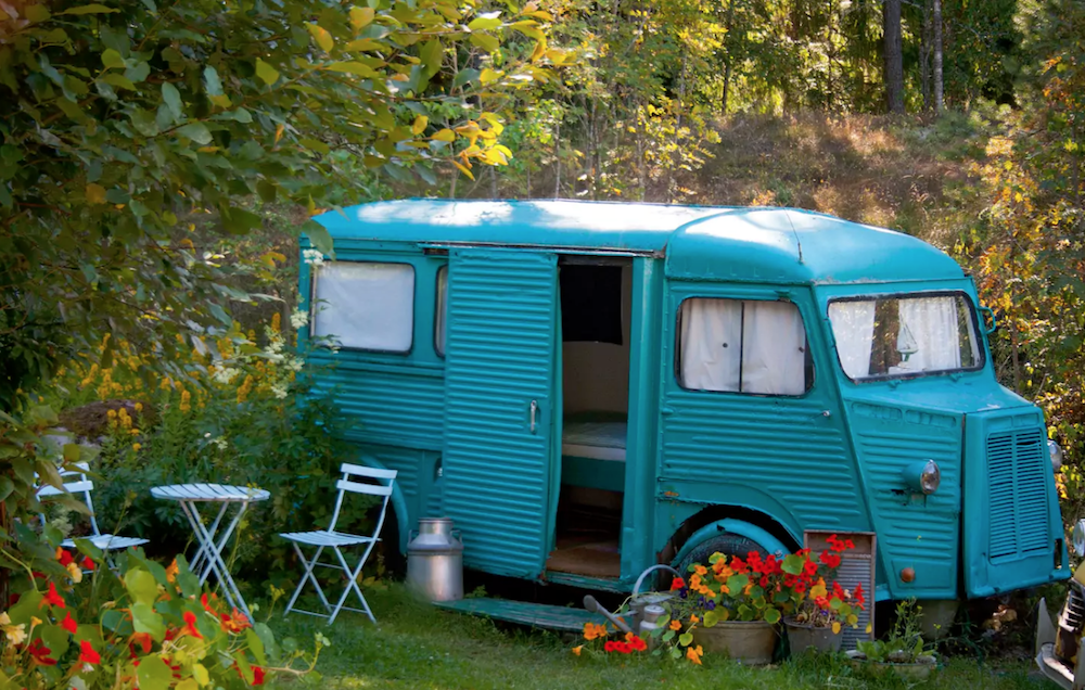 Airbnb broodwagen vestby