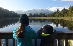 Ishetnogver - Lake Matheson NZ