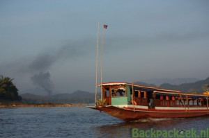 De Slowboat in Laos