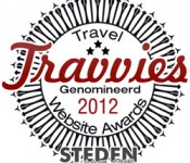 Logo Travvies 2012 Backpackgek