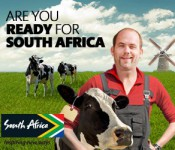 Banner south africa tourism