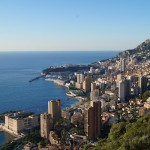 Backpacken in Monte Carlo
